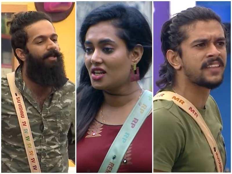 Bigg Boss Malayalam 3: Sai Vishnu accuses Ramzan of making a filthy statement about Remya Panicker