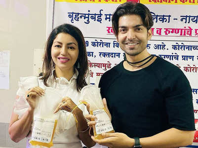 Debina urges people to donate their plasma