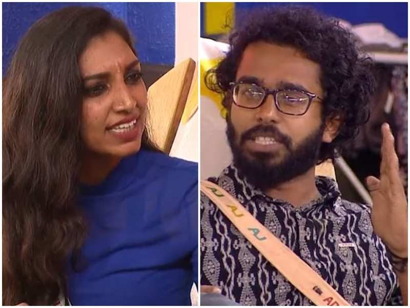 Bigg Boss Malayalam 3: Adoney's comment on nomination free card irks Rithu Manthra; the latter says 'You just manipulate things'