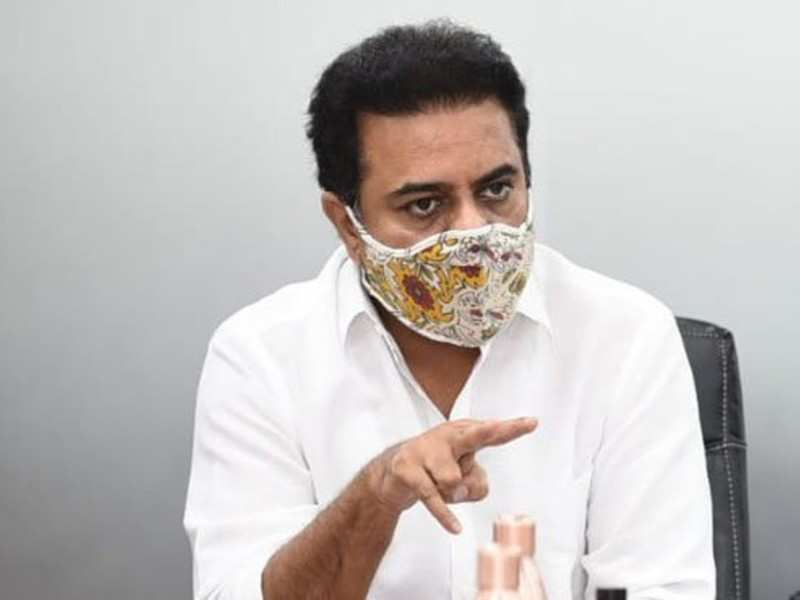 From Chiranjeevi to Mohan Babu: Tollywood stars wish Minister KTR a speedy recovery