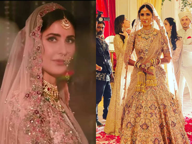 Katrina Kaif will be the most gorgeous Bollywood bride, here's proof!