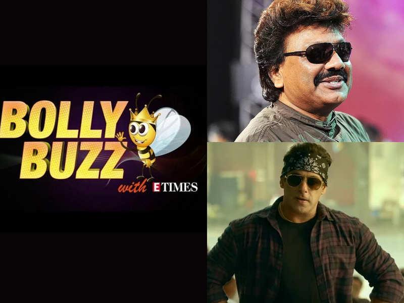 Bolly Buzz: Celebs mourn Shravan Rathod's demise; Salman Khan's 'Radhe' sets records