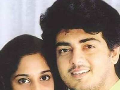 Ajith and Shalini's love story