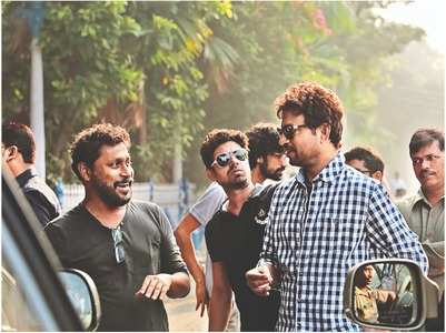 Shoojit Sircar on one year of missing Irrfan
