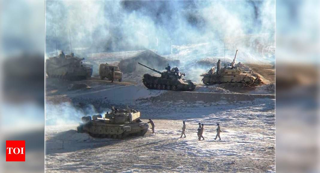 Army explores procurement of 350 light tanks for mountainous terrain after border standoff with China