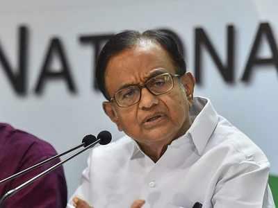 Health Minister should resign: P Chidambaram | India News