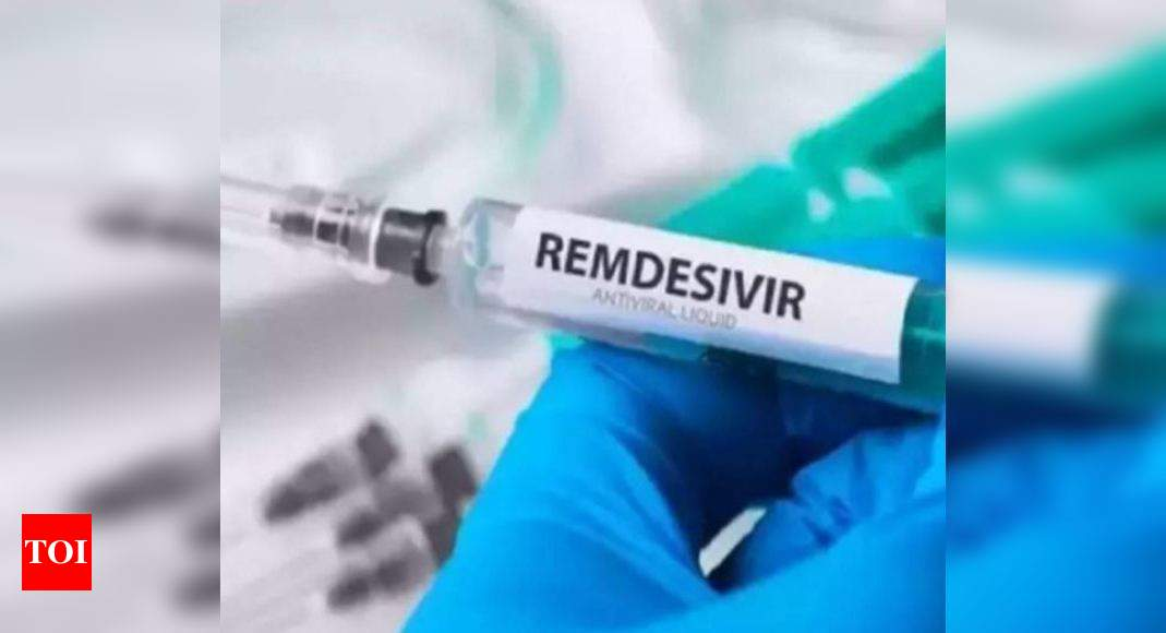 Production capacity of Remdesivir ramped up to 90 lakh vials per month: Union minister Mansukh Mandaviya   India News – Times of India