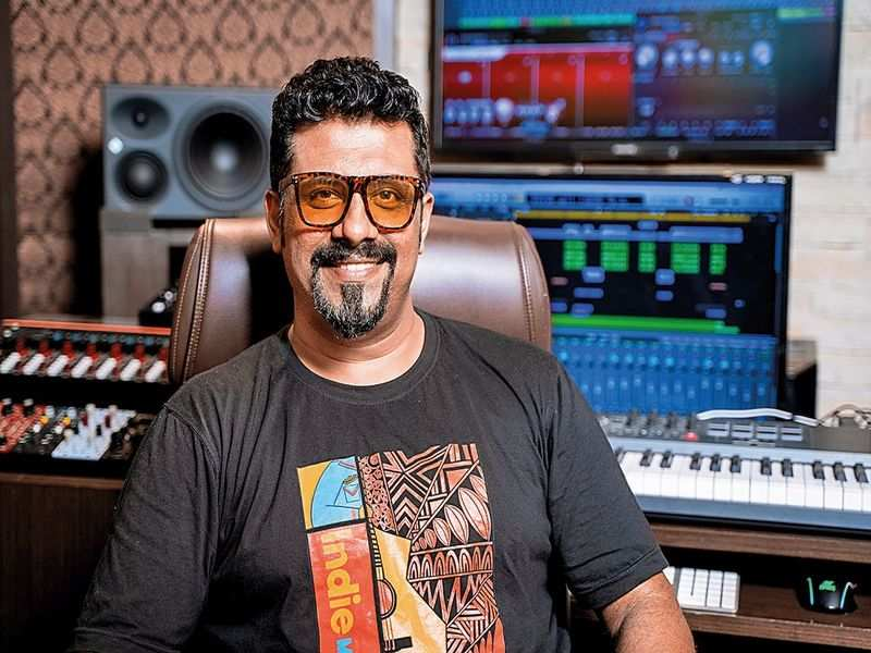 Raghu Dixit's next project is a film with no songs