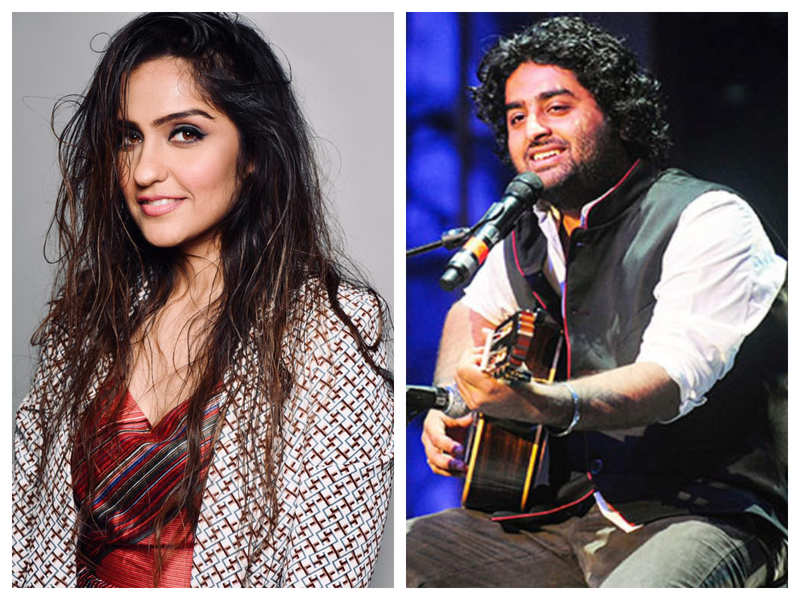 Exclusive interview! Asees Kaur on being a huge fan of Arijit Singh: He really inspires me