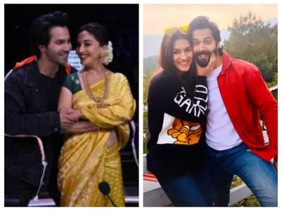 Celebs wish Varun Dhawan on his B'day