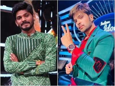 Himesh on Sawai's plan to quit Indian Idol