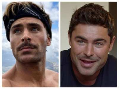 Zac Efron is unrecognisable in new pics