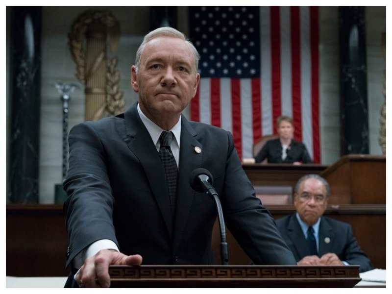 Pic: House of Cards Still