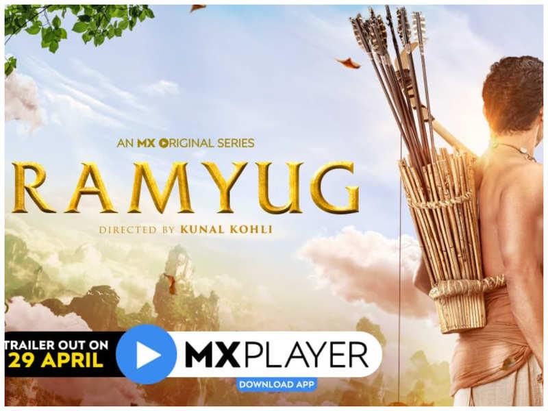 Ramyug Teaser Out! 'Fanaa' fame director Kunal Kohli makes his web debut with Mx Player's 'Ramyug'