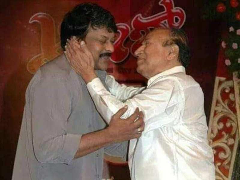 Chiranjeevi remembers legendary actor Dr Rajkumar on his birth anniversary