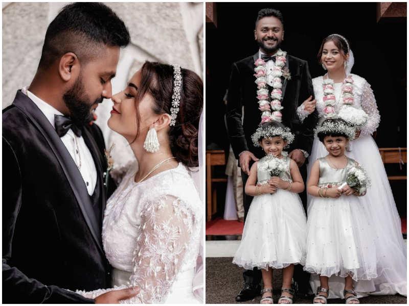 Nayagi serial fame actress Sushma Nair gets married!