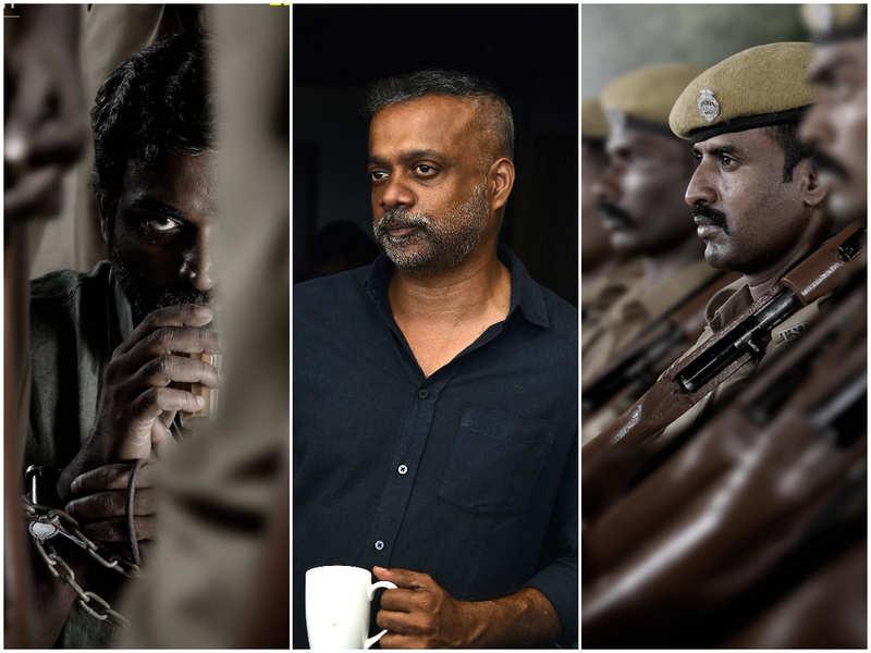 Gautham plays a high-ranking officer in Vetri Maaran's Viduthalai
