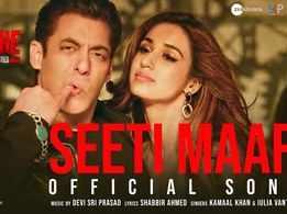 Salman Khan and Disha Patani: new song 'Seeti Maar' from 'Radhe'