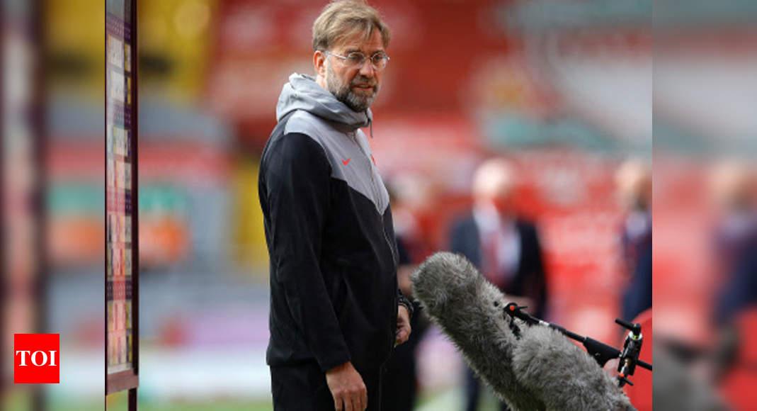 Klopp admits Liverpool don't 'deserve' Champions League next season   Football News – Times of India