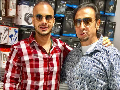 Gulshan Grover's son to produce a web series