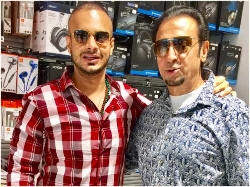 Exclusive! Gulshan Grover's son Sanjay to produce a web series on Osho's first secretary Laxmi