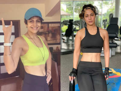 PICS: Actresses who love to flaunt their abs