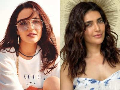 Jasmin, Karishma ask everyone to 'mask up'