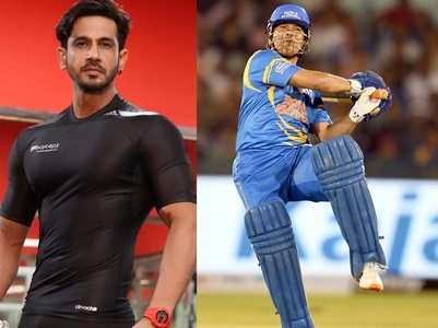 Sachin is Malhar's fitness inspiration
