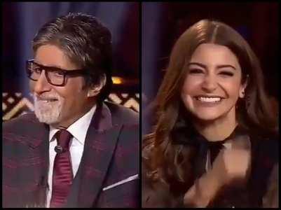 When Big B teased Anushka about Virat's kisses