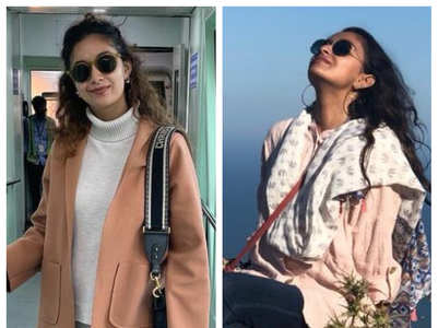 When Keerthy Suresh nailed casual-chic look