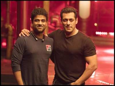 DSP on reuniting with Salman for Radhe