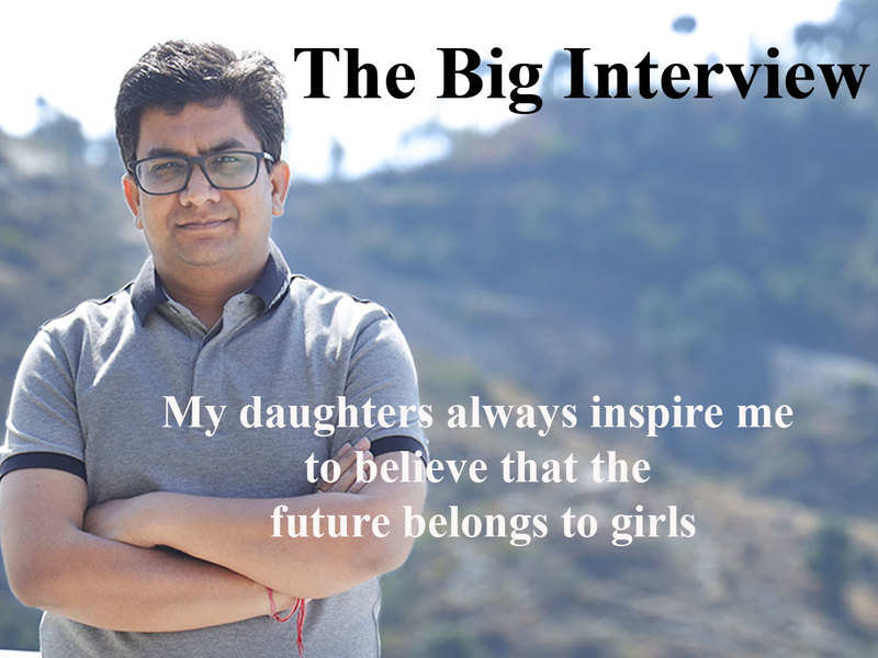 """#TheBigInterview: """"The Taj Mahal was not made overnight; small efforts make a big difference,"""" says Ranjiv Singla while talking about female-oriented Punjabi movies"""
