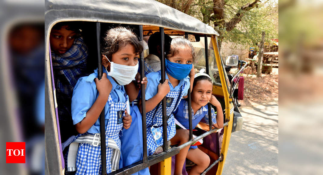 Photo of Summer holidays for Telangana schools and junior colleges from April 27