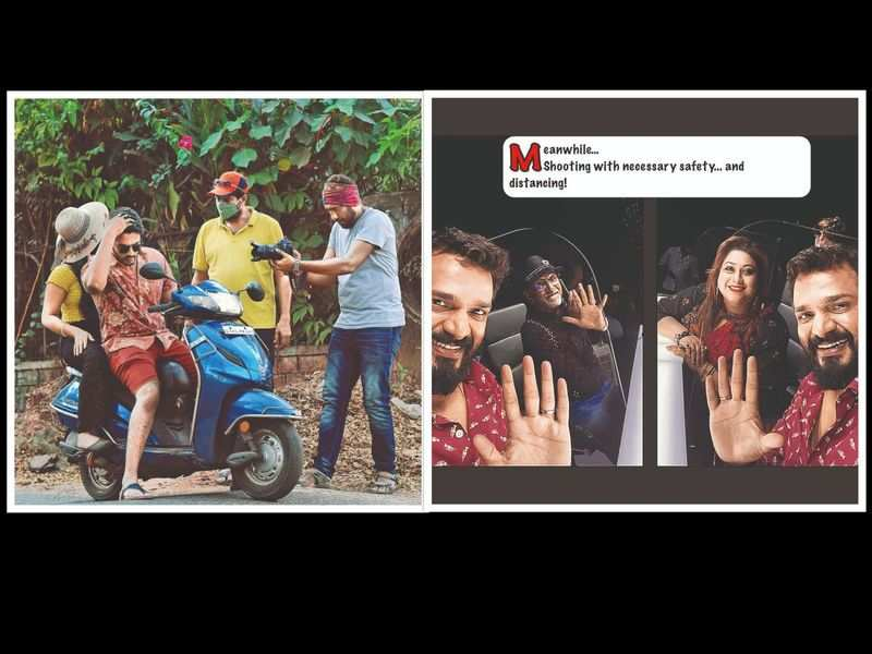 The show must go on: Kannada TV industry treads carefully in the COVID pandemic