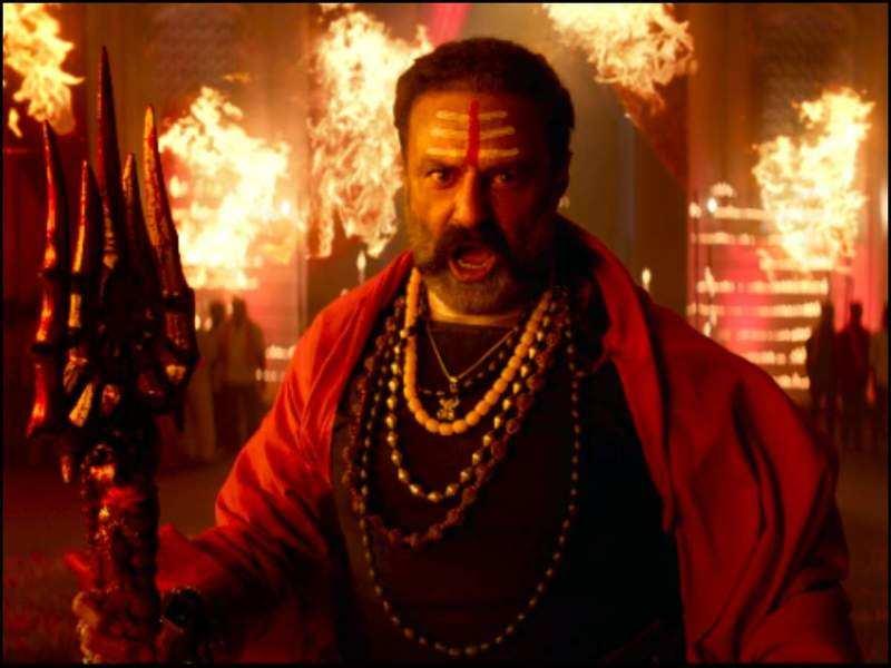 Balakrishna and Pragya Jaiswal starrer Akhanda's teaser rakes in more than 40M views