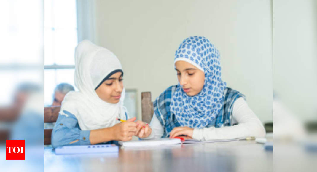 Syria schools begin final exams weeks early because of virus – Times of India