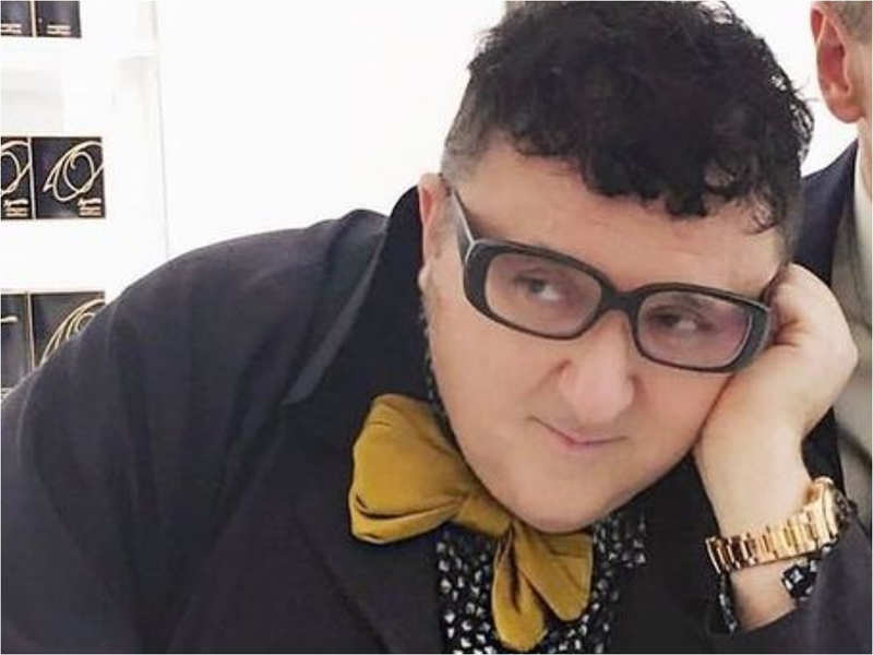 Israeli fashion designer Alber Elbaz dies of Covid-19