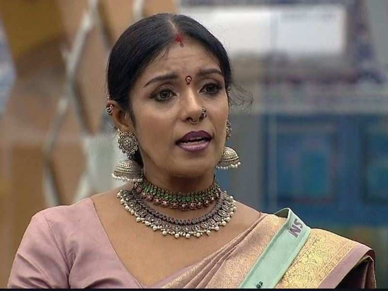 Bigg Boss Malayalam 3: Sandhya Manoj gets evicted, says 'These 70 days were the precious days of my life'