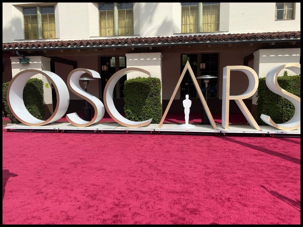 Oscars 2021: Red carpet unfurls before an Academy Awards unlike any other | English Movie News - Times of India