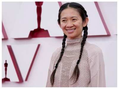 Chloe Zhao makes history with Oscars win