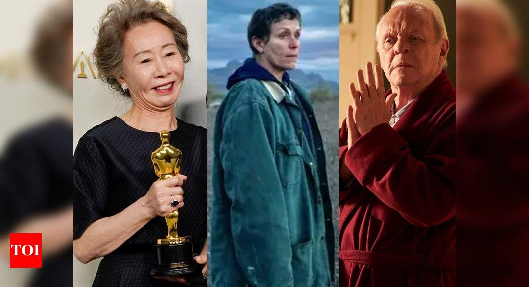 Oscars 2021 Winners: Nomadland wins Best Picture, Anthony Hopkins and Frances McDormand take home Best Actor trophy – Times of India