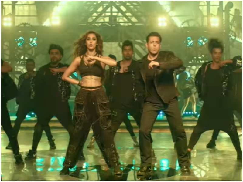 Pic: Still from the song