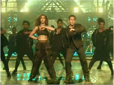 Watch: Salman's 'Radhe' song 'Seeti Maar'