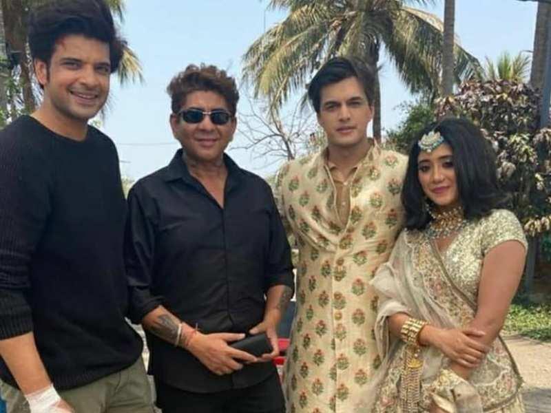 Yeh Rishta's Karan Kundrra thanks Shivangi Joshi and Mohsin Khan for being 'extra supportive and loving'; read his appreciation post