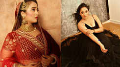 Rani Chatterjee poses in western and bridal avatar, pictures go viral