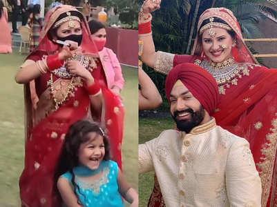 Kratika Sengar bids adieu to Choti Sardarni
