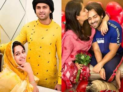 Dipika-Shoaib's heartwarming family moments