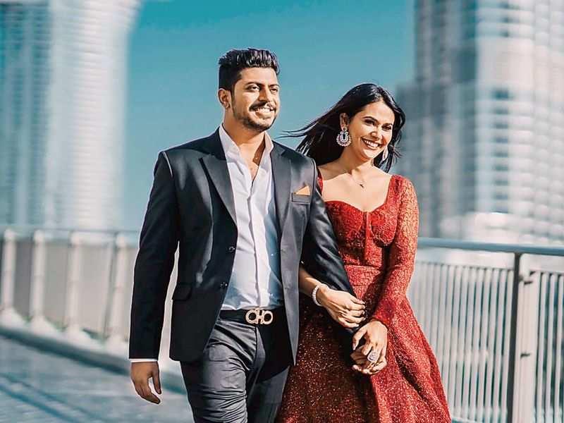 Kavya Gowda to get married on May 13 in Bengaluru