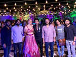 First pictures from Jwala Gutta and Vishnu Vishal's intimate wedding ceremony