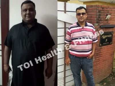 """""""I lost 40 kgs and here's what helped me"""""""